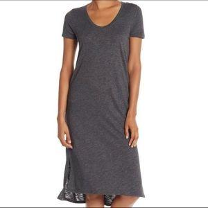 Madewell Midi Tshirt Dress